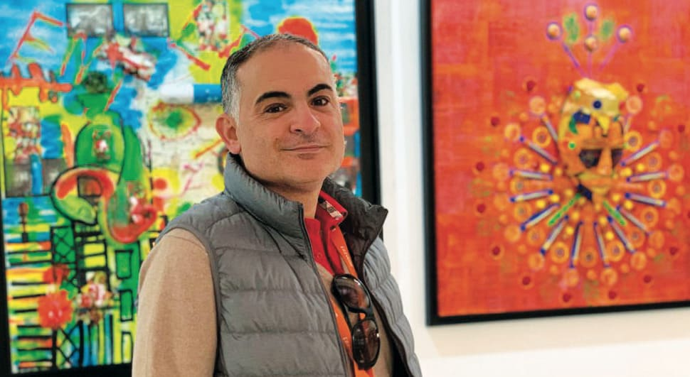 Entretien avec l'artiste peintre Mamoun Belghiti - Actualité Culturelle
