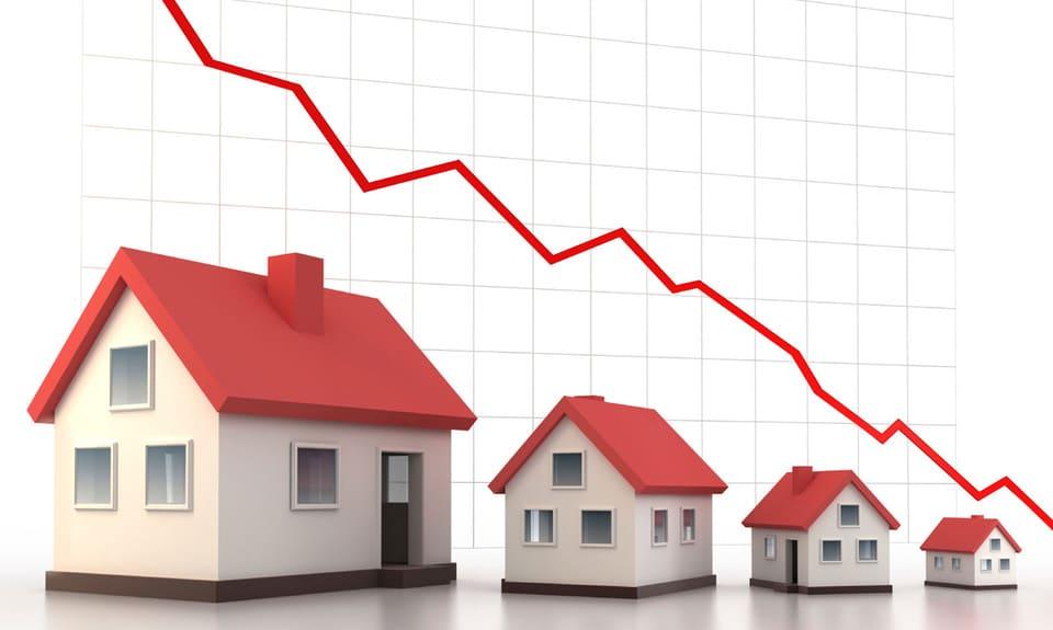 Actualités Marocaines : L'indice immobilier est en chute libre