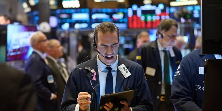 Guerre commerciale : Wall Street dans le rouge - Actualité Économique