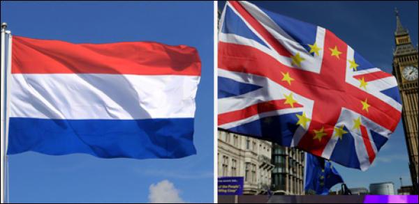 Brexit : Délocalisation de plusieurs entreprises aux Pays-Bas - Actualité