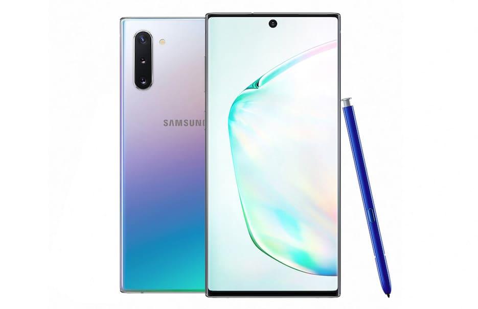 Samsung annonce le Galaxy Note 10 - Actualité Entreprises Maroc