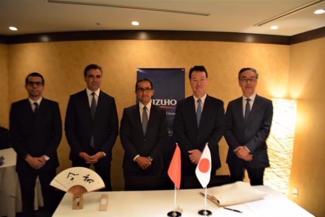 Attijariwafa bank partenaire avec Mizuho Bank - Actualité Finance
