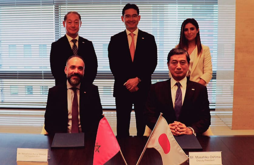 BCP & Sumimoto Banking renforcent leur partenariat - Actualité Finance