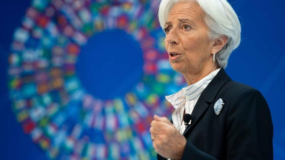 BCE : Lagarde favorable à la poursuite d'une politique accomodante