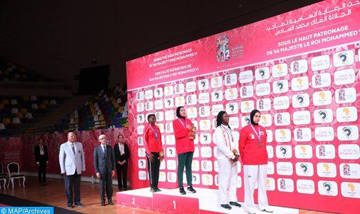 Jeux Africains-2019 (11è journée) : Le Maroc 5è avec 93 médailles dont 27 en or