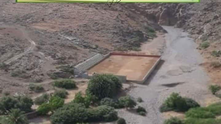 Taroudant : Le terrain ne disposait d'aucune autorisation de construire