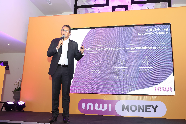 Inwi dévoile sa solution de paiement mobile