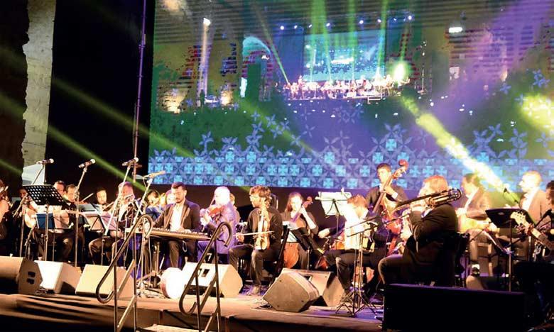 L'orchestre Symphonyat met à l'honneur le répertoire marocain