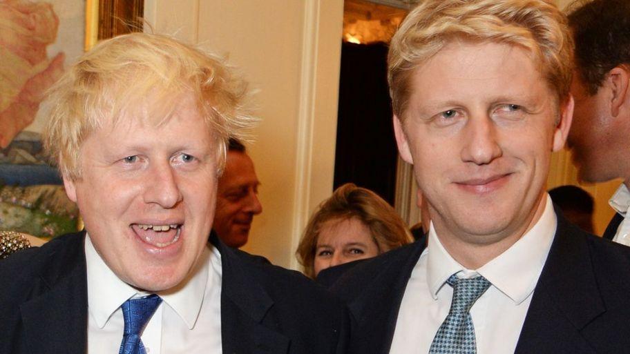Le frère de Boris Johnson annonce sa démission du gouvernement