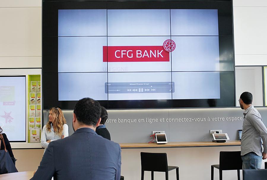 CFG Bank : Les crédits à la clientèle viennent de dépasser la barre des 3 milliards de dirhams
