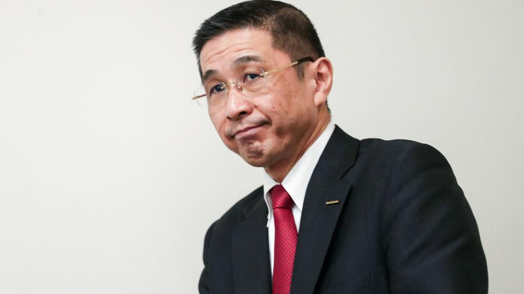 Rattrapé par un scandale, le DG du groupe Nissan, Hiroto Saikawa démissionne