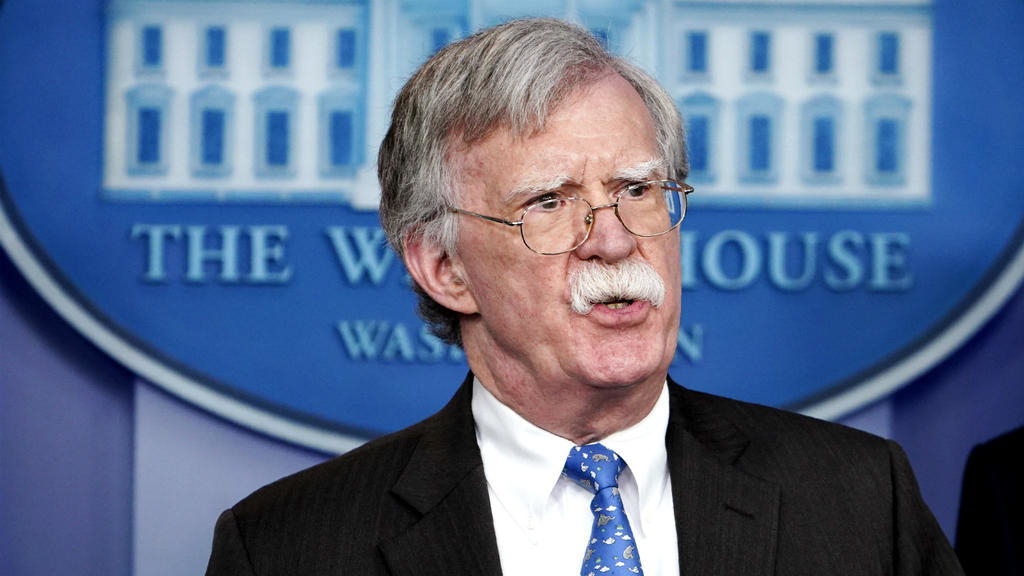 Trump limoge son Conseiller à la sécurité nationale John Bolton