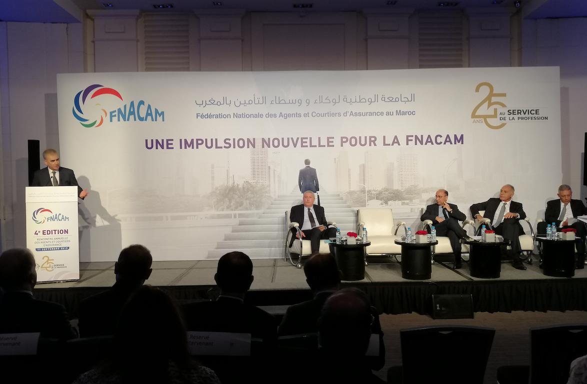 Rencontre annuelle des agents et courtiers d'assurance : la Fnacam en quête d'un nouvel élan