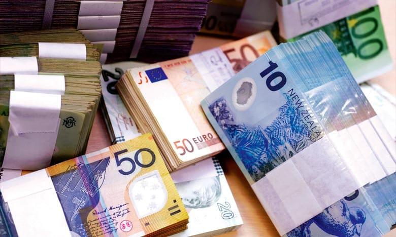 Les réserves de changes sont menacés par le déficit commercial