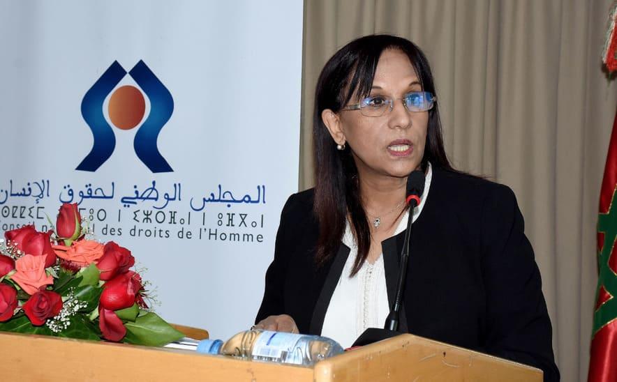 Le CNDH réagit à l'arrestation de Hajar Raïssouni - Actualité Politique
