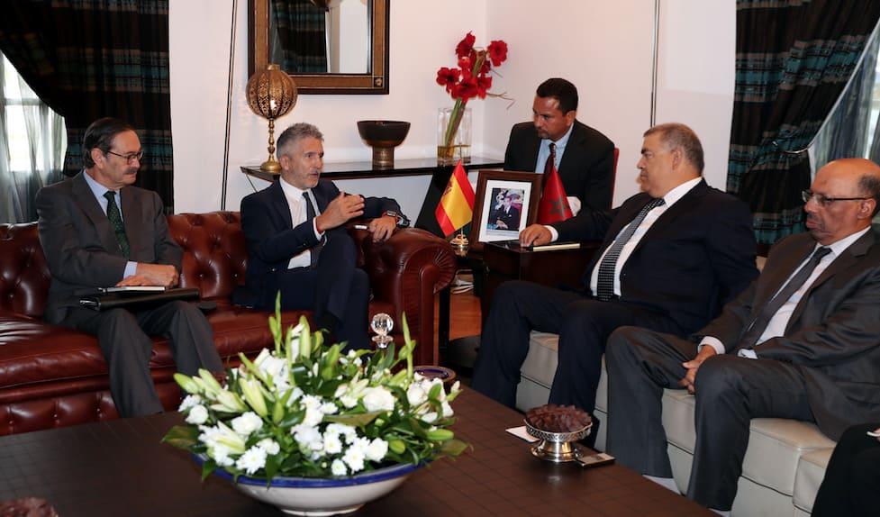 Migration clandestine : l'Espagne salut les efforts du Maroc