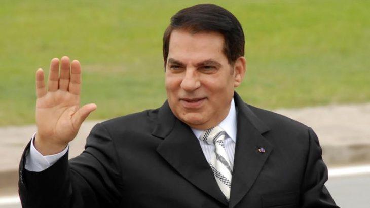 Tunisie : Décès de l'ancien président Zine el-Abidine Ben Ali