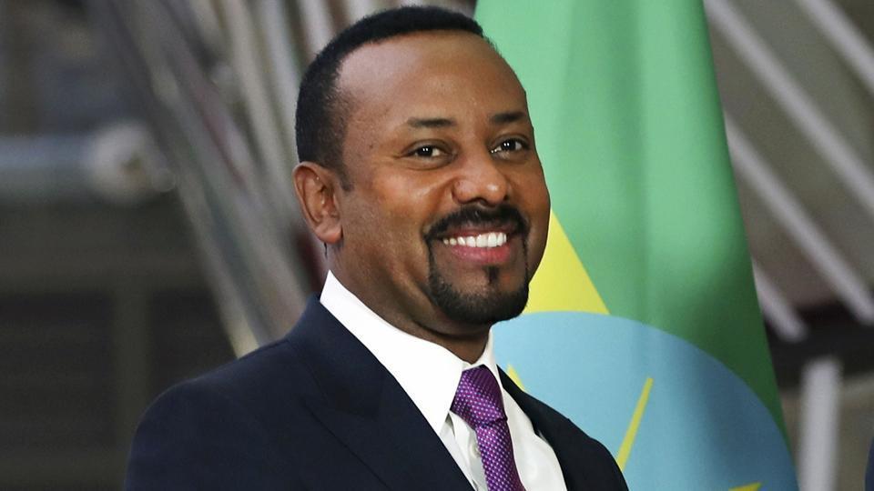 Le Nobel de la Paix 2019 au Premier ministre éthiopien Abiy Ahmed Ali