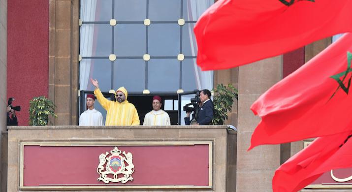 Le Roi aux parlementaires : Faîtes bien votre travail et oublier les élections