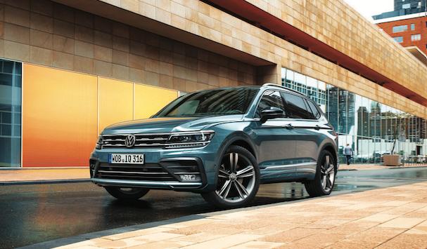 Volkswagen Tiguan : Montée en gamme à prix contenu