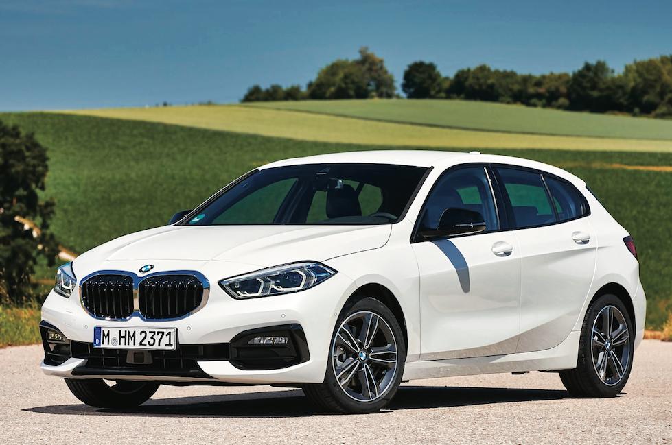 BMW Série 1 : Révolution de velours