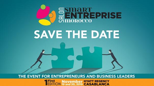 """La 1ère édition du salon """"Smart Entreprise Morocco"""" les 19 et 20 novembre à Casablanca"""