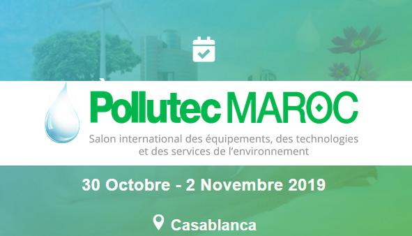 Environnement : Le salon Pollutec Maroc du 30 octobre au 2 novembre