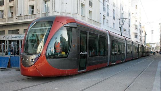 Le tramway fait une victime à Casablanca