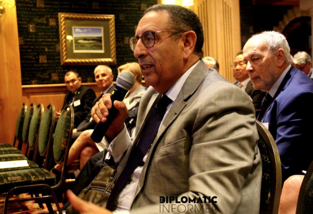 Youssef Amrani : Le Maroc et l'Afrique du Sud «ont beaucoup à apprendre l'un de l'autre»