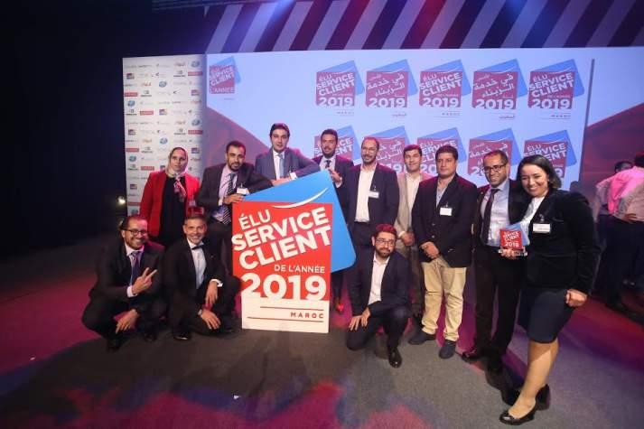 Prix Service client de l'année : 14 entreprises marocaines élues