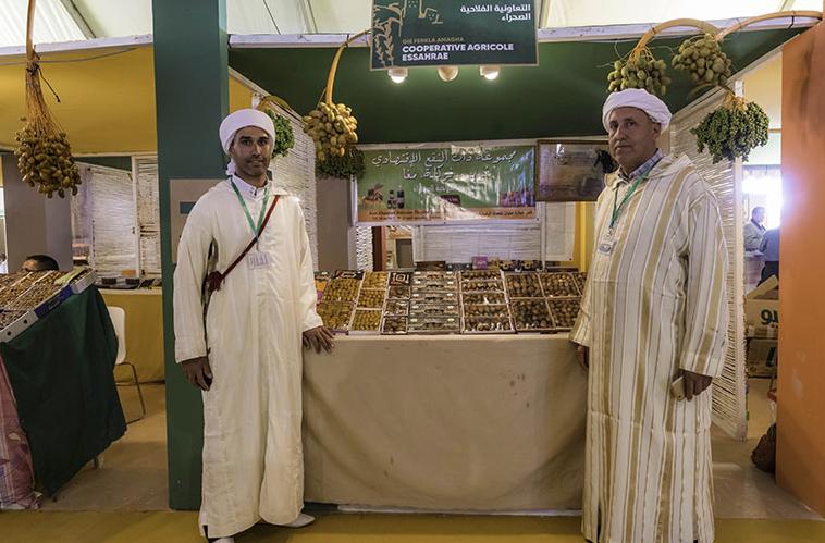 Plus de 80.000 visiteurs au 10ème Salon international des dattes à Erfoud