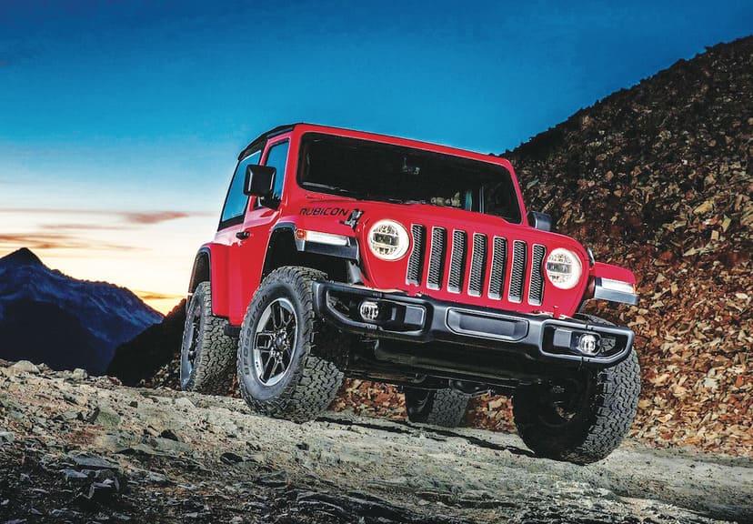 L'authentique Jeep Wrangler - Actualité Automobile Maroc