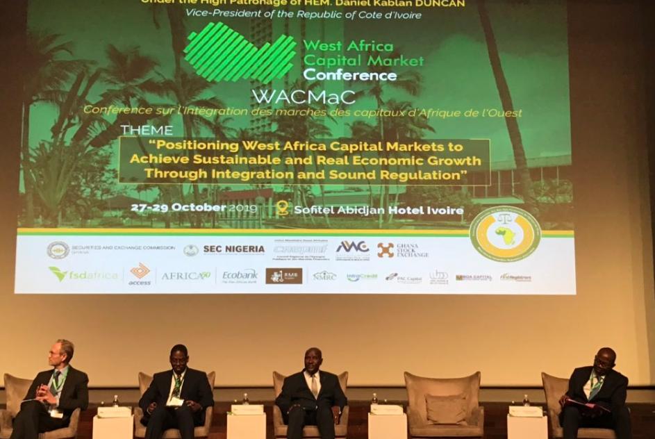 Les Bourses ouest-africaines en conclave à Abidjan