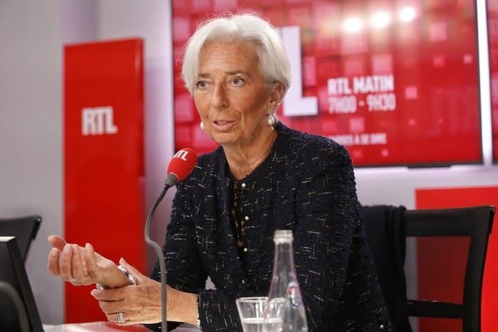 La patronne de BCE préfère «l'emploi» à «une épargne protégée»