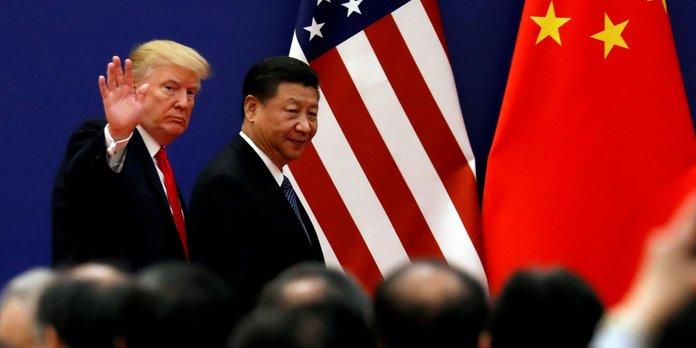 """Commerce: les discussions """"progressent"""" avec Washington, selon Pékin"""