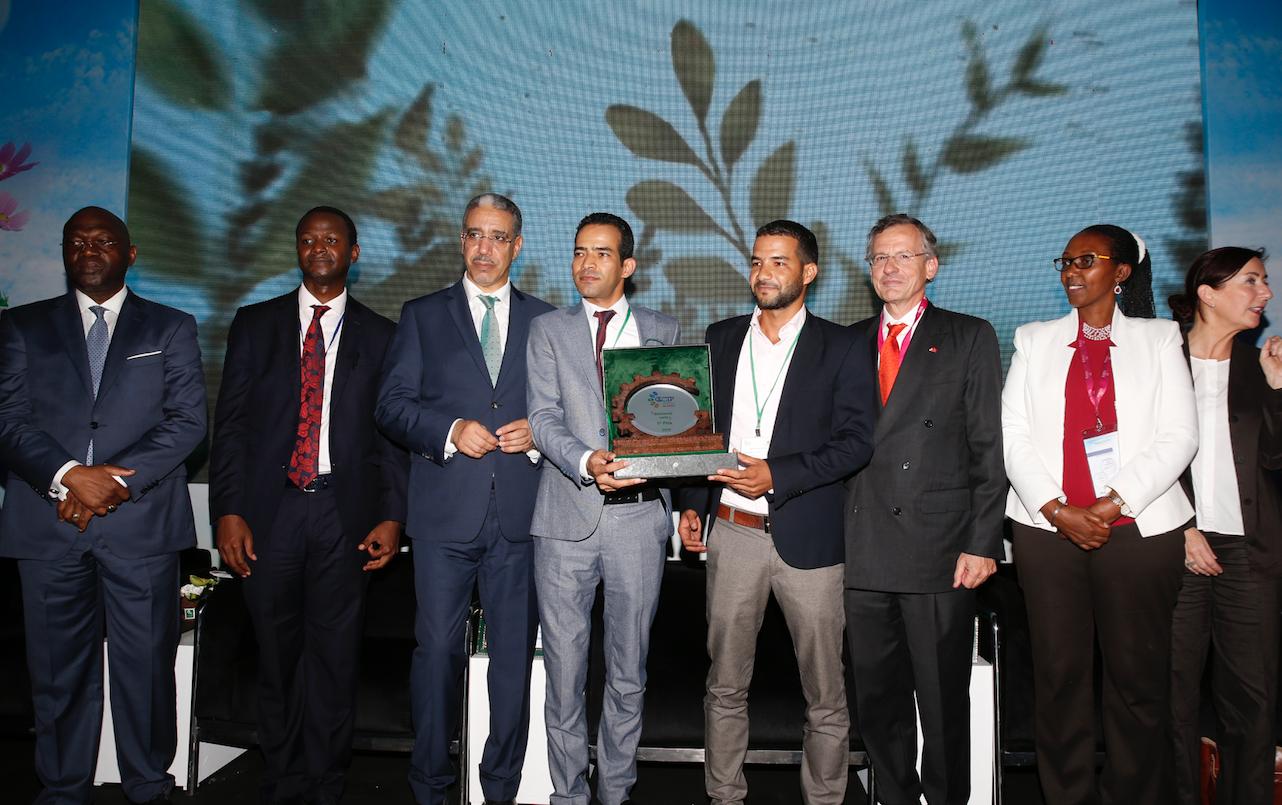 Pollutec 2019 : PilliotY décroche le grand prix Cleantech Maroc