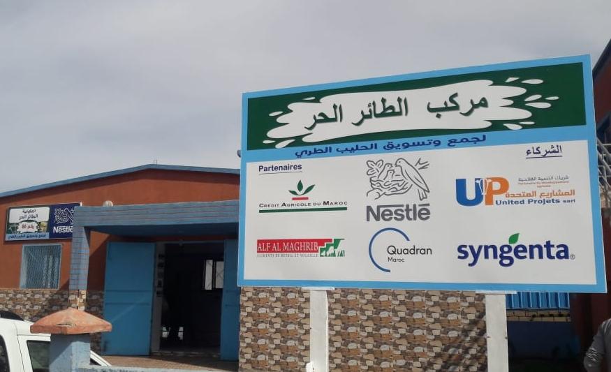 Secteur de l'élevage : Nestlé Maroc inaugure un projet pilote à Sidi Ismail