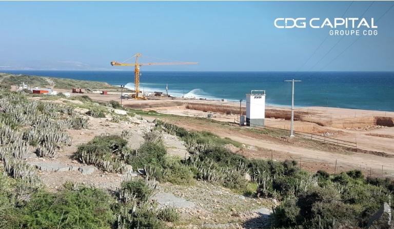 Le projet d'usine de dessalement de Chtouka remporte à Dubaï le prix du meilleur Partenariat Public-Privé