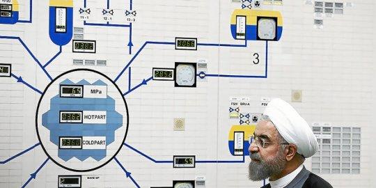 Nucléaire: l'Iran dit produire 5 kg d'uranium enrichi par jour