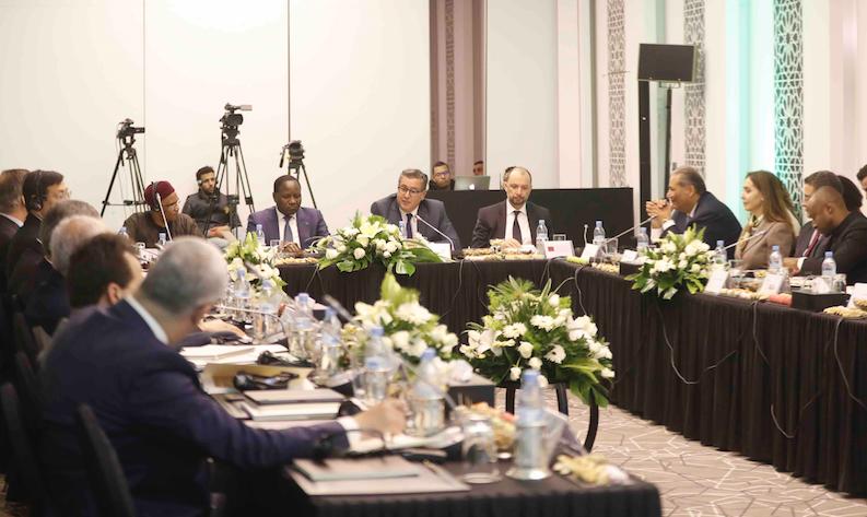 24 ministres africains participent à Benguerir à la Conférence ministérielle annuelle de l'Initiative AAA