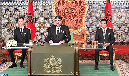 Mohammed VI: «La région de Souss-Massa doit devenir un pôle économique»