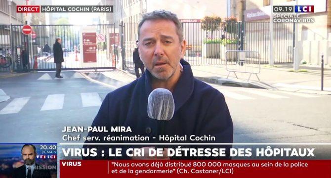 Covid-19 : Ce réanimateur français dans le collimateur des avocats du Maroc