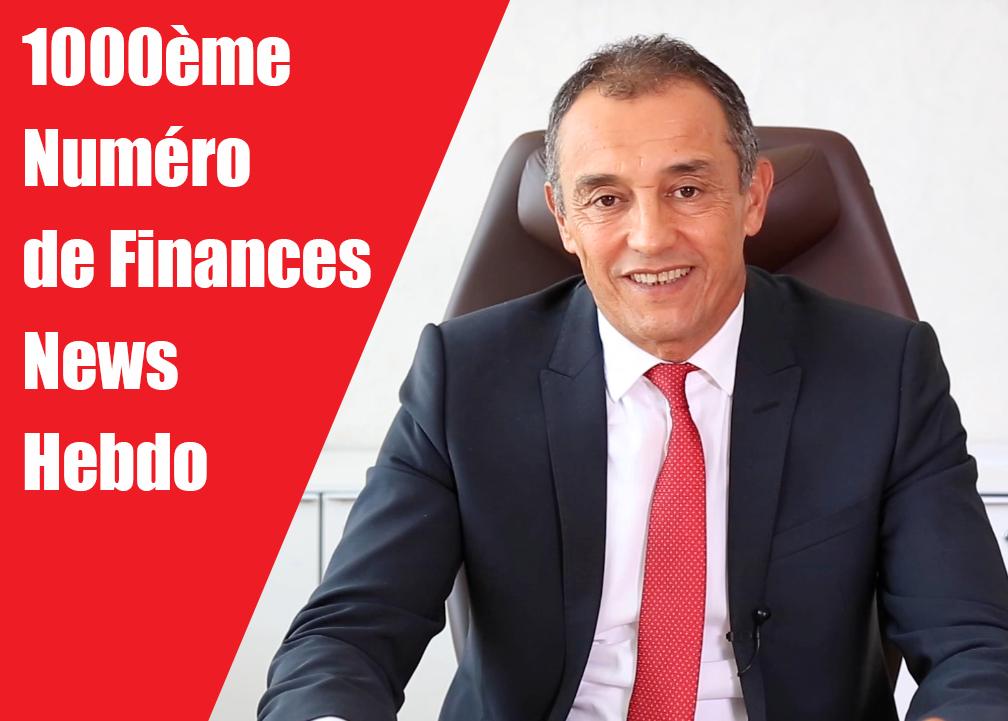 Pour le 1000ème numéro de Finances News Hebdo, Ahmed Réda Chami, président du CESE, témoigne