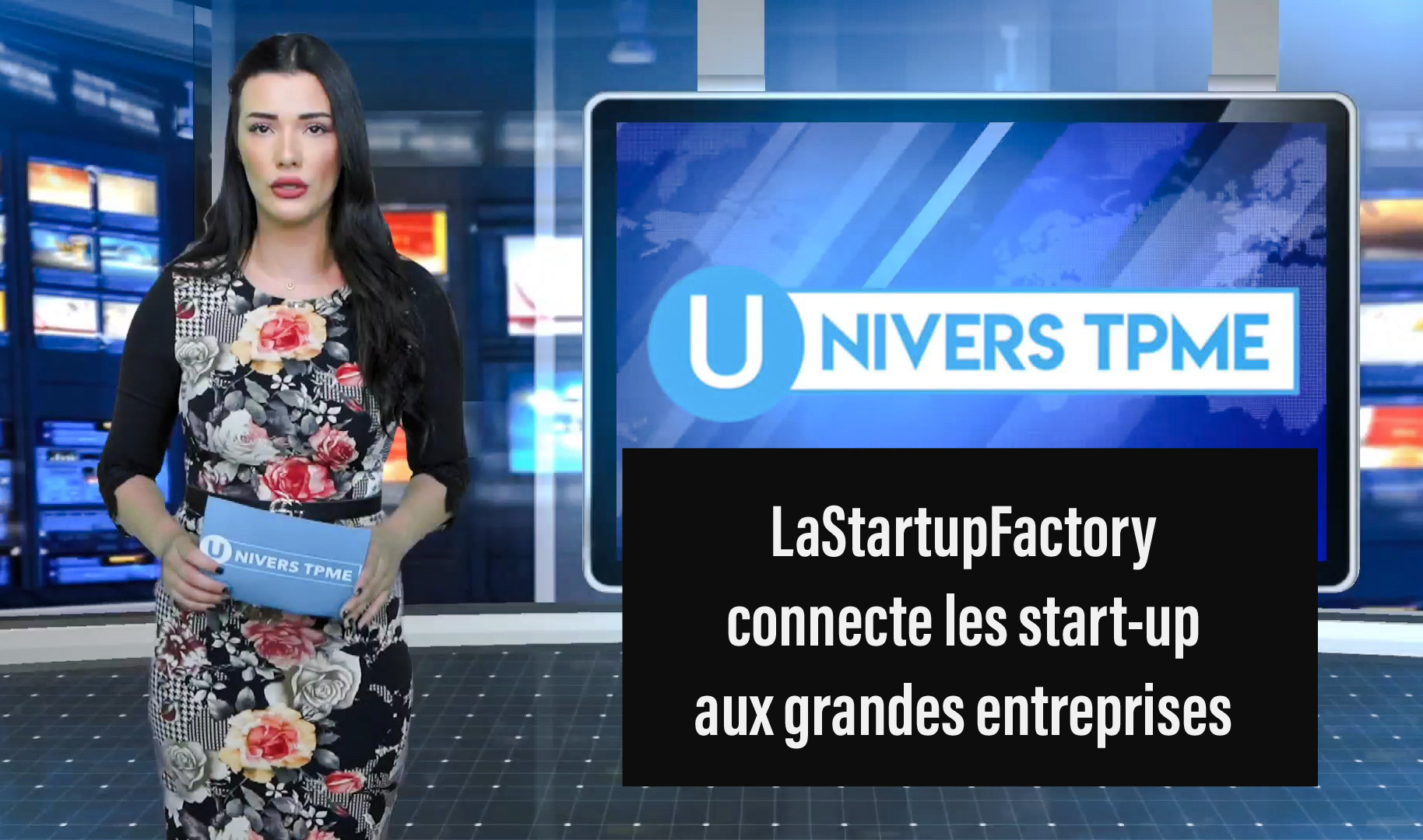 Univers TPME / Innovation : LaStartupFactory connecte les start-up aux grandes entreprises