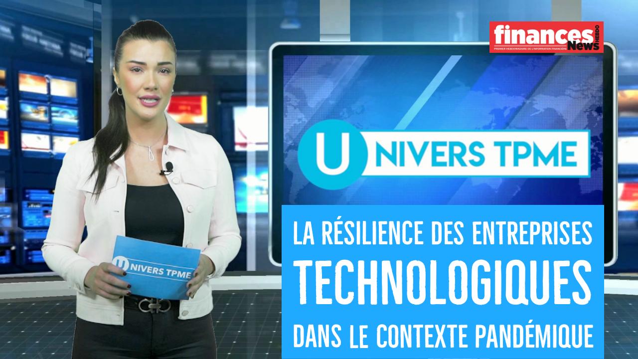 Univers TPME: la résilience des entreprises technologiques dans le contexte pandémique