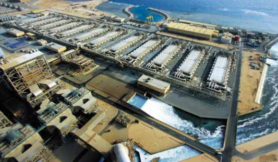 Dessalement de l'eau de mer: une option appropriée pour atténuer le stress hydrique