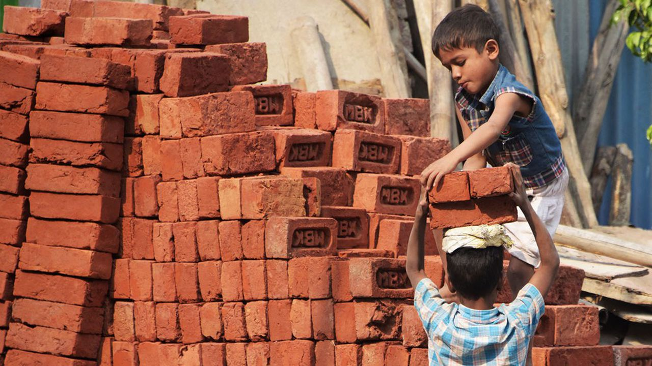 Maroc : 147.000 enfants actifs économiquement en 2020