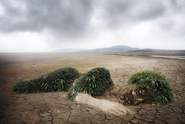 La planète victime de l'homme, préparez-vous à entrer dans l'Anthropocène, une nouvelle ère géologique!