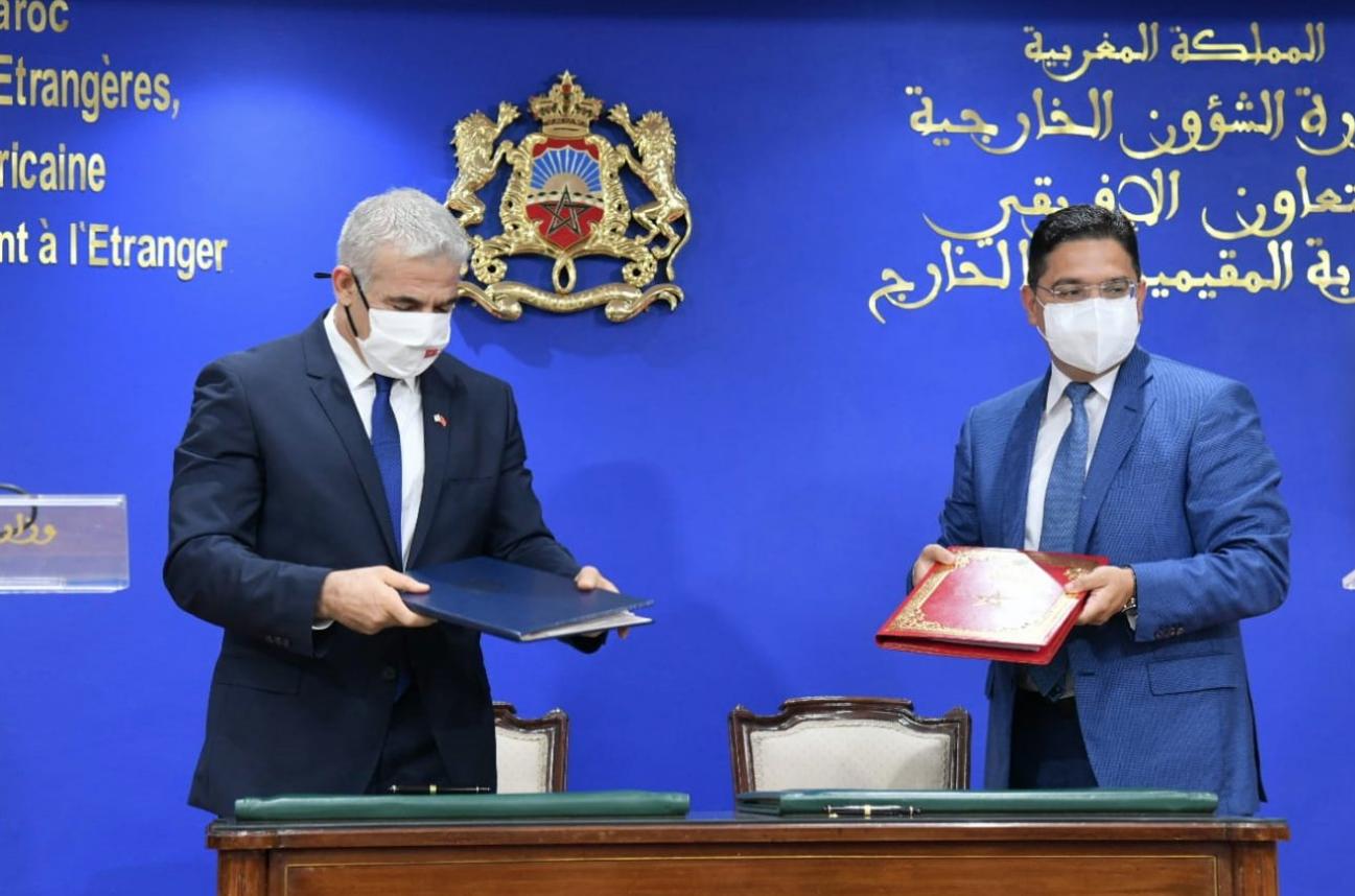 Le Maroc et Israël signent trois accords de coopération