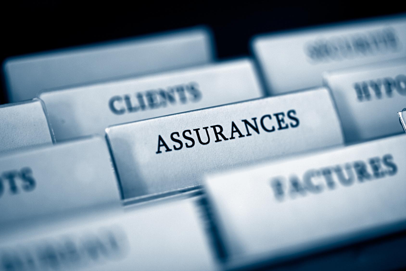 Assurances: Hausse de 12,4% des primes à fin juin